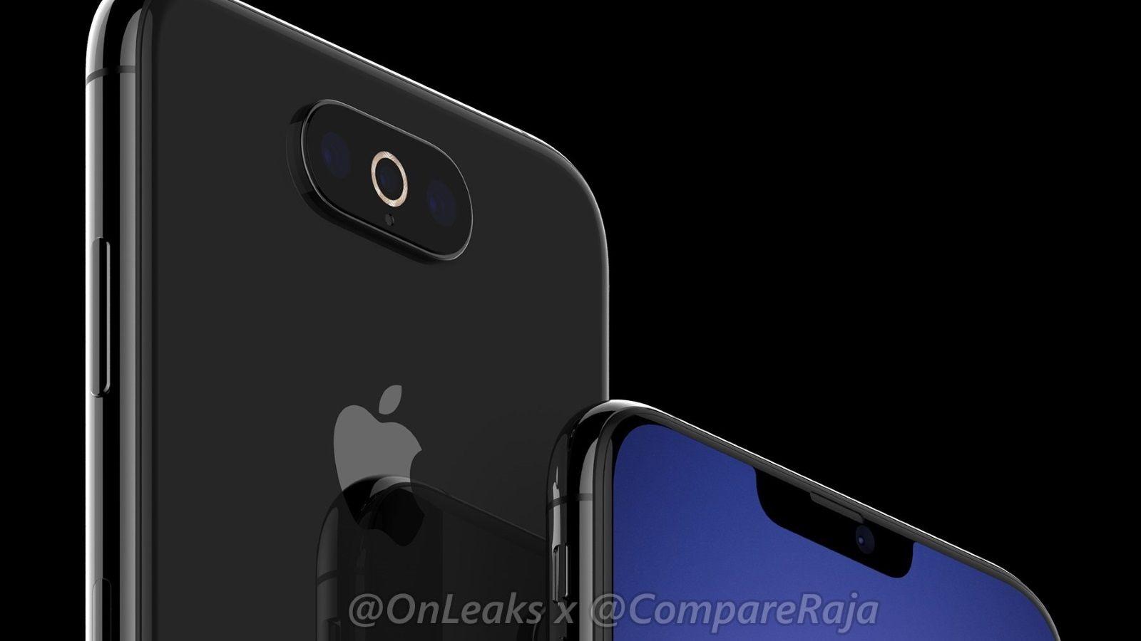 nuevo iphone xs 2019  rumores