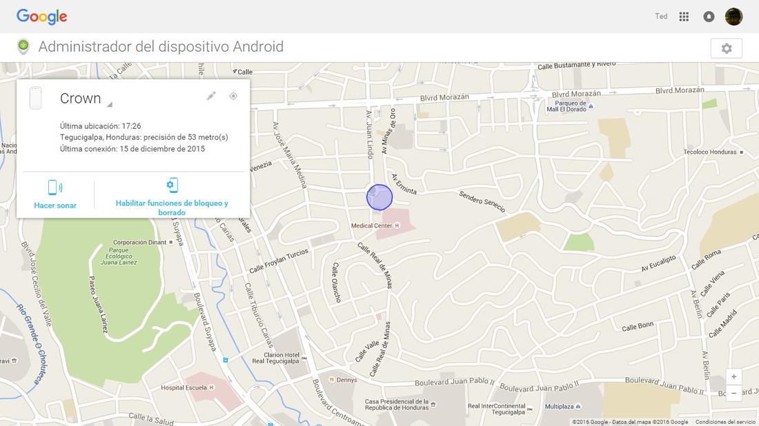 00aa96bb776 Herramienta de Google que permite localizar el móvil a distancia y borrar  datos - MEGATK