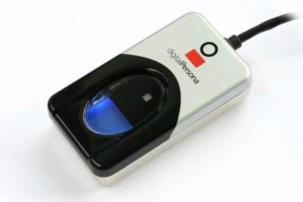 fc5bb941a07e4 El U.are.U 4500 Reader es un lector de huella digital USB con un diseño  elegante